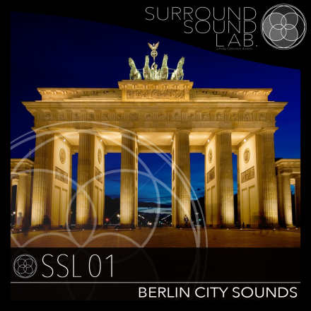 SSL01 – Berlin City Sounds