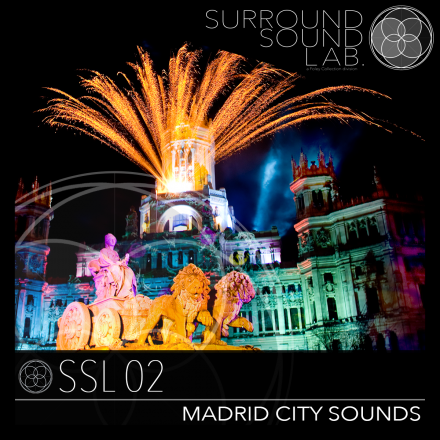 SSL02 Madrid City Sounds