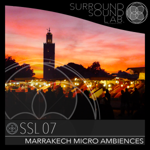 SSL07 Marrakech Micro Ambiences