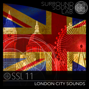 SSL11 – London City Sounds