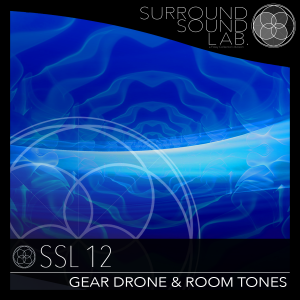 SSL12 – Gear Drone & Room Tones