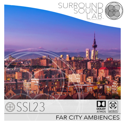 SSL23 FAR CITY AMBIENCES