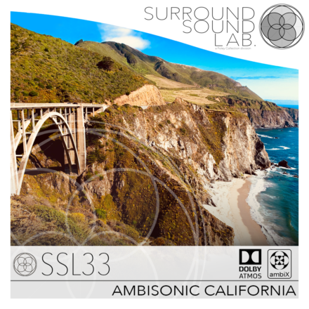 SSL33 AMBISONIC CALIFORNIA