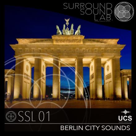 SSL01 Berlin City Sounds