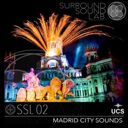 SSL02 Madrid City Sounds