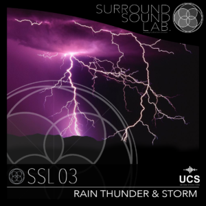 SSL03 Rain Thunder & Storm