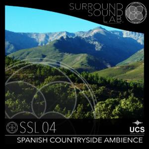 SSL04 Spanish Countryside Ambiences