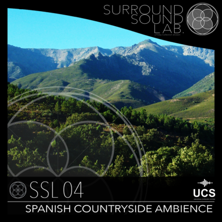 SSL04 Spanish Countryside Ambiences
