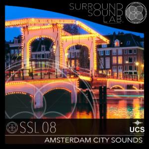 SSL08 Amsterdam City Sounds