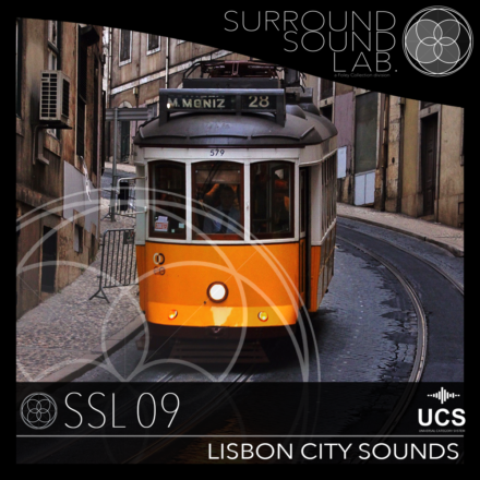 SSL09 Lisbon City Sounds