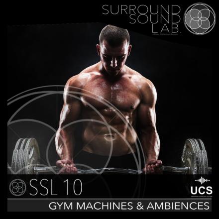 SSL10 Gym Machines & Ambiences