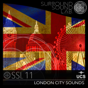 SSL11 London City Sounds