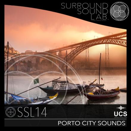 SSL14 Porto City Sounds
