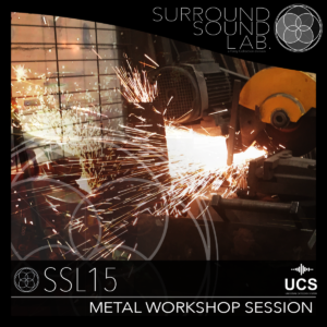 SSL15 Metal Workshop Session