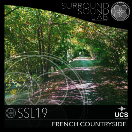 SSL19 French Countryside