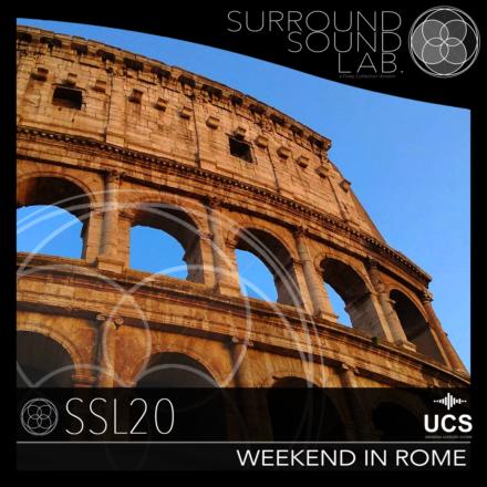 SSL20 Weekend in Rome