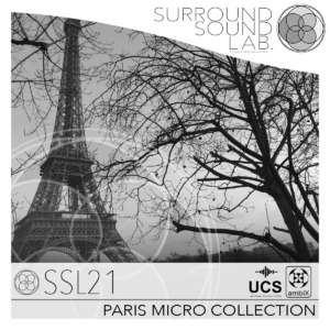 SSL21 Paris Micro Collection