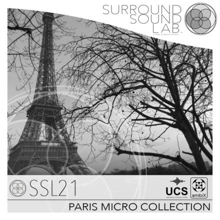 SSL21 Paris Micro Collection