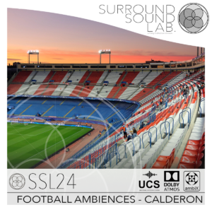 SSL24 Football Ambiences – Calderon