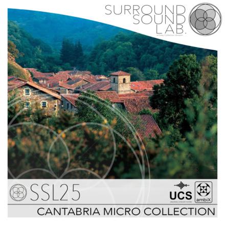 SSL25 Cantabria Micro Collection