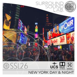 SSL26 NEW YORK DAY & NIGHT