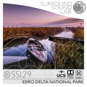 SSL29 EBRO DELTA NATIONAL PARK