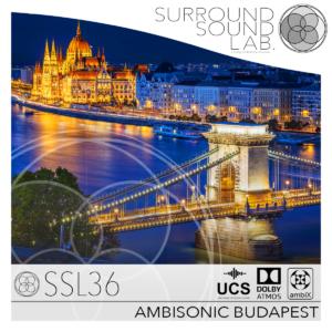 SSL36 AMBISONIC BUDAPEST
