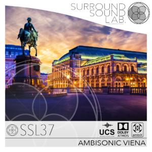 SSL37 AMBISONIC VIENNA