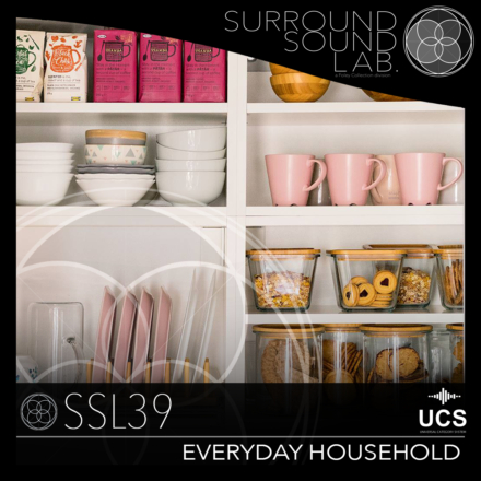 SSL39 EVERYDAY HOUSEHOLD