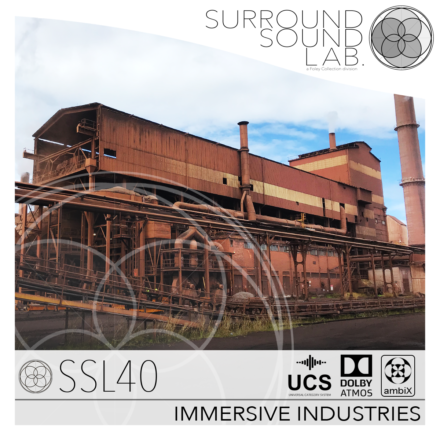 SSL40 IMMERSIVE INDUSTRIES
