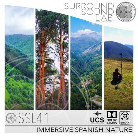 SSL41 IMMERSIVE SPANISH NATURE
